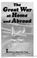 The Great War at Home and Abroad