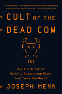 Cult of the Dead Cow [Pdf/ePub] eBook