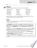 High Frequency Word Phrases Level 3 Punctuation