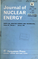 Journal of Nuclear Energy