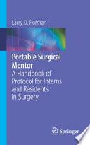 Portable Surgical Mentor Book