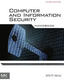 Pdf Computer and Information Security Handbook Telecharger