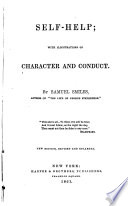 Self help  with Illustrations of Character and Conduct Book PDF