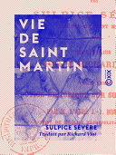 Vie de saint Martin Pdf/ePub eBook