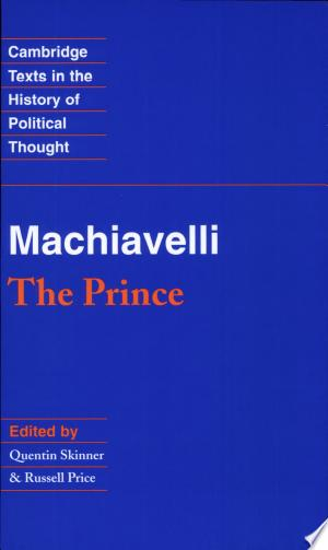 Download Machiavelli: The Prince Free Books - Dlebooks.net