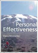 Pdf Personal Effectiveness