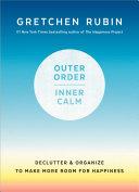 Outer Order, Inner Calm Book