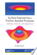 Surface Engineering By Friction Assisted Processes Book PDF