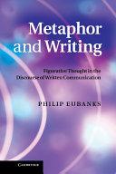 Metaphor and Writing