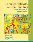 Families  Schools  and Communities  Building Partnerships for Educating Children  Enhanced Pearson Etext    Access Card