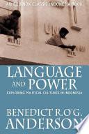 Language and Power