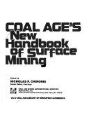 Coal Age S New Handbook Of Surface Mining Book PDF