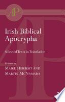 Irish Biblical Apocrypha