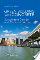 Green Building With Concrete PDF