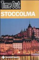 Guida Turistica Stoccolma Immagine Copertina