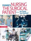 Pudner s Nursing the Surgical Patient E Book