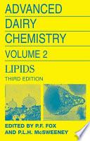 Advanced Dairy Chemistry Volume 2  Lipids