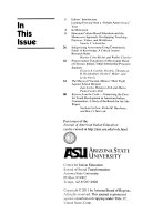 Journal of American Indian Education