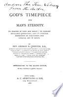 God s Timepiece for Man s Eternity