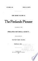 The Firelands Pioneer
