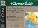 Thomas Guide 2000 Los Angeles and Orange Counties