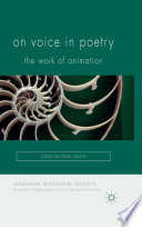 On Voice in Poetry