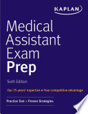 Medical Assistant Exam Prep  : Practice Test + Proven Strategies