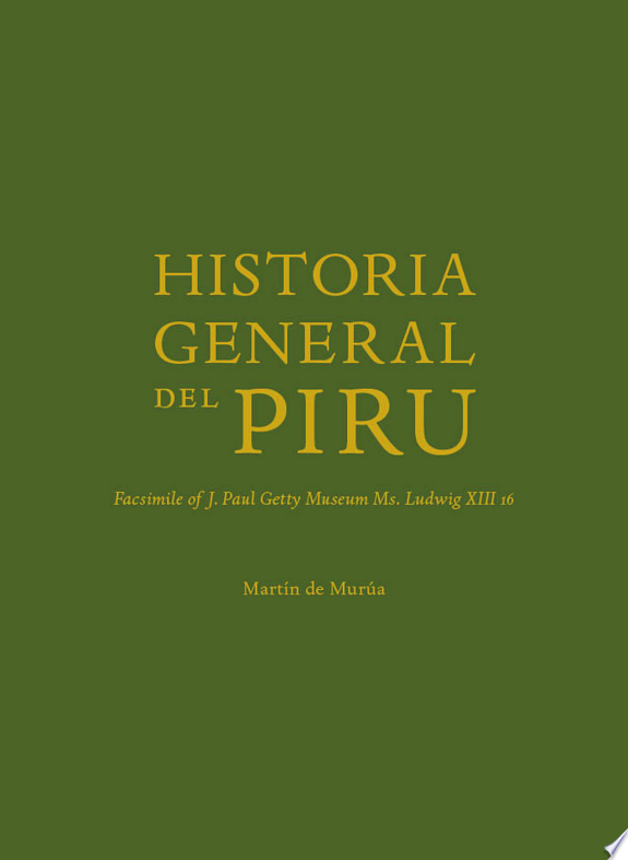 Historia General del Piru