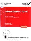 Semiconductors Book PDF