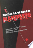 The Radical Women Manifesto