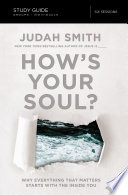 How s Your Soul  Study Guide