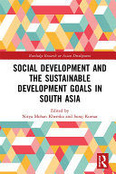 Social Development and the Sustainable Development Goals in South Asia Pdf/ePub eBook