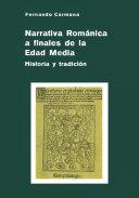 Narrativa románica a finales de la Edad Media
