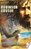 Robinson Crusoe ... (Robinson Crusoe ... Nach dem Originale bearb. von G. A. Gräbner und uebers. von N. L. Moser.)