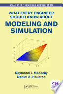 What Every Engineer Should Know About Modeling And Simulation Book PDF