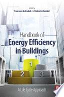 Handbook of Energy Efficiency in Buildings Book
