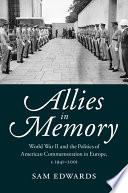 Allies In Memory