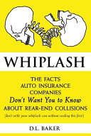 Whiplash Book PDF