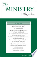 The Ministry Of The Word Vol 2 No 7