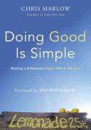 Doing Good Is Simple Book PDF
