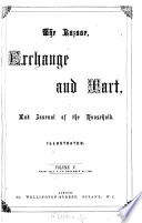 The Bazaar Exchange And Mart And Journal Of The Household