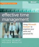 Effective Time Management [Pdf/ePub] eBook