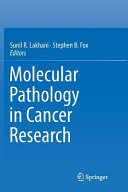 Molecular Pathology In Cancer Research Book PDF