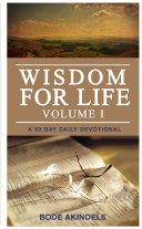Wisdom For Life Vol.1