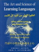"""The Art and Science of Learning Languages"" by Amorey Gethin, Erik V. Gunnemark"
