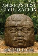 America s First Civilization