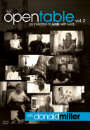 The Open Table DVD, Vol. 2: An Invitation to Walk with God ebook