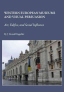 Western European Museums and Visual Persuasion Book