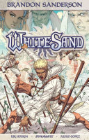 Brandon Sanderson's White Sand [Pdf/ePub] eBook