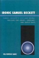 Pdf Ironic Samuel Beckett